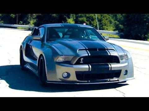 The 1000HP Mustang, Better Than A Veyron? - Fifth Gear - YouTube