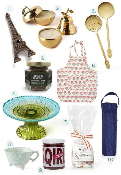 Gifts any hostess would love