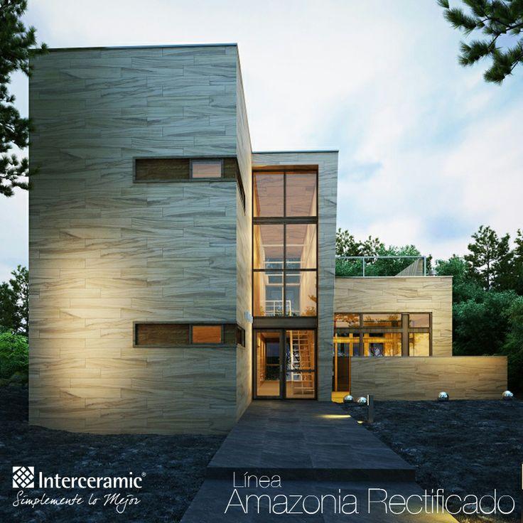 Coloca varias ventanas en tu casa para que la mantengas for Fachadas con azulejo