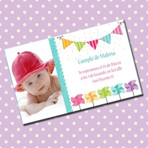 17 best images about one year old birthday on pinterest - Cumpleanos para ninas ...