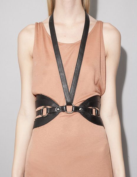Harness belt   loose shift dress Clothing, Shoes & Jewelry - Women - women's belts - http://amzn.to/2kwF6LI