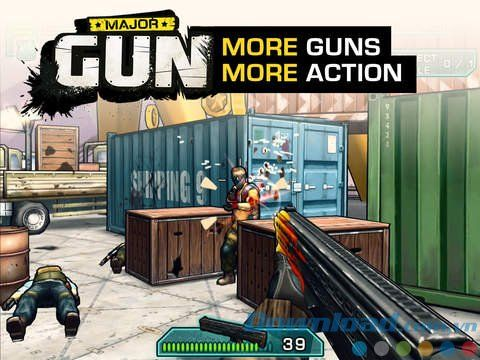Tải Game Major GUN cho iOS Cho IOS| HDgame