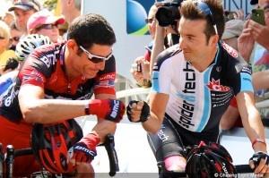 USA Pro Challenge 2012 Stage 6, George Hincapie, Lucas Euser Photo Credit: Greg K. Hull © Chasing Light Media