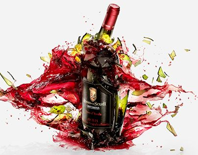 """Check out new work on my @Behance portfolio: """"WINE"""" http://be.net/gallery/40687853/WINE"""