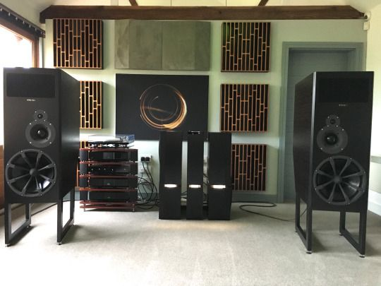 hifi lounge — Naim Lounge All Ready For Today's Launch, Phew!