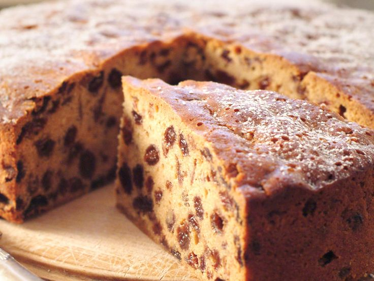 Classical and unique. Sultana cake is an all time favorite. #SultanaCake #CakeRecipes