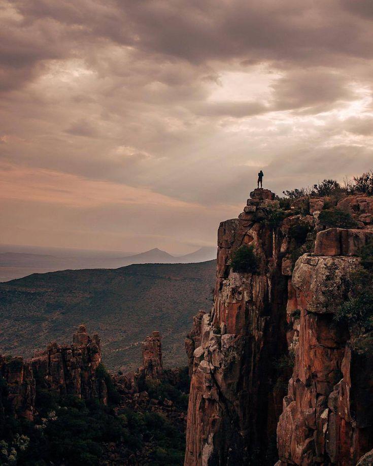 Valley Of Desolation in Camdeboo National Park Graaff Reinet campsbaygirl.com