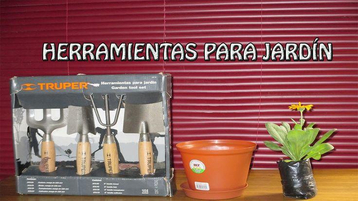 Herramientas de Jardinería| Herramientas Para Jardin