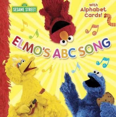 Elmo's ABC Song (Paperback)