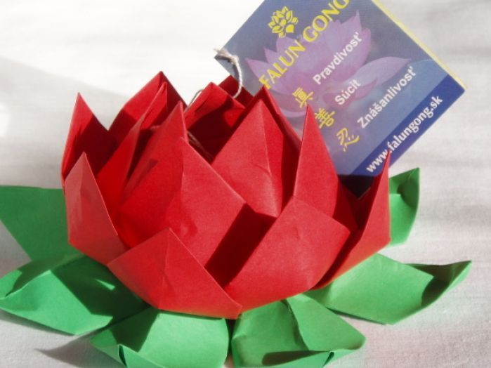 how to make origami flowers step by step 2 | Making ... - photo#26