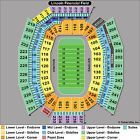 Ticket  4 Philadelphia Eagles vs New York Giants Tickets 12/22 Sect  113  Emailable #deals_us