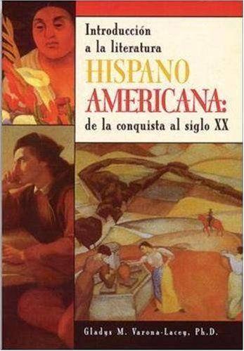 Hispano-Americana: Introduccion a LA Literatura « Library User Group