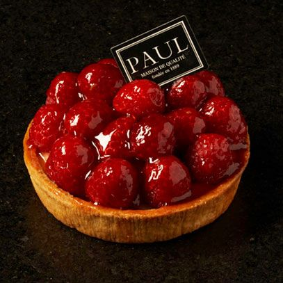 PAUL : French Family Bakery and Patisserie since 1889 - OUR FOOD RANGE / Pâtisserie / Tartelette Fruits Frais