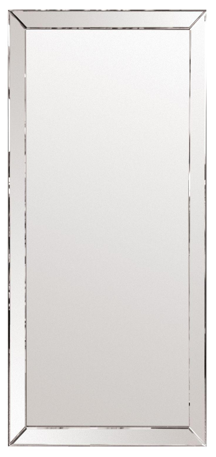 home design mirrors forward erias home designs luna leaner mirror