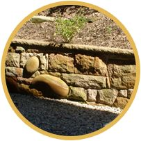 stone retaining and walling - Visit www.stonehegestonemasons.com.au