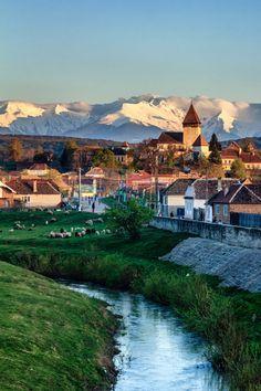 Hosman, Sibiu, Romania.