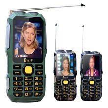 DBEIF D2016 Двойной фонарик FM 13800 мАч mp3 mp4 power bank Антенн Аналогового ТВ Прочный мобильный телефон сотовый P242 //Цена: $0.00 руб. & Бесплатная доставка //  #technology #tech