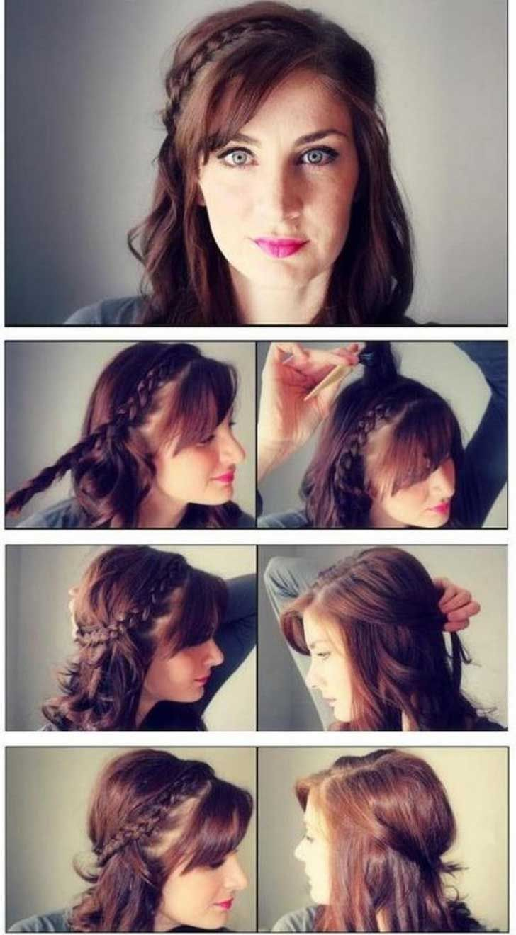 11 peinados sencillos para dias apurados