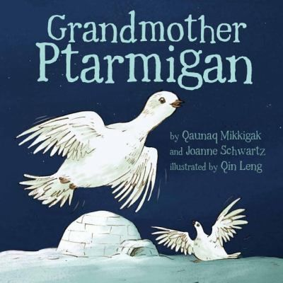 Baby ptarmigan will not go to sleep, so his grandmother tells him a bedtime story. Traditional story. Preschool to gr.1.