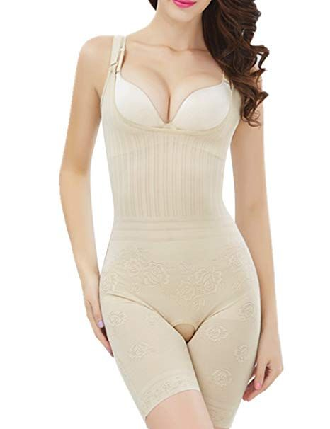 a83f92f71a4 Best Tummy control Shapewear Buying Guide  Spanx Plus Size On Core Firm  Control Bodysuit.