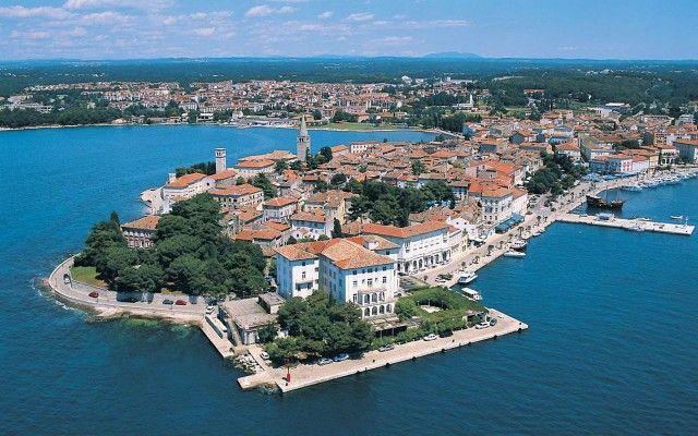 Miasto Porec w Chorwacji http://www.turystyka24.net/chorwacja/zwiedzanie-miasta-porec