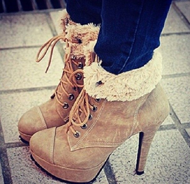 Chaussures Haut Talons.