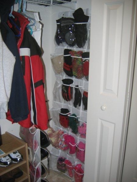 CONTROLLING Craziness: More Closet Organization