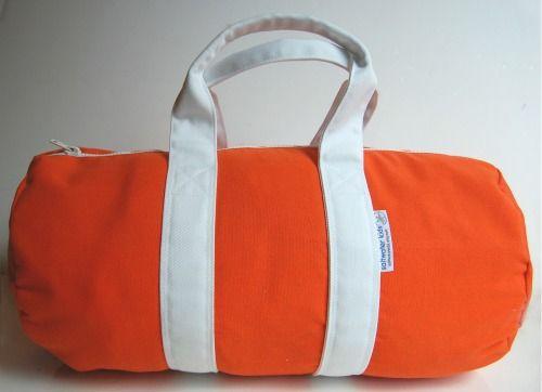 Saltwater Kids: RETRO DUFFEL bag TUTORIAL