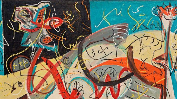 Le proprietà intellettuali delle immagini che appaiono in questo blog corrispondono ai loro autori. L'unico scopo di questo sito, è quello di diffondere la conoscenza di queste persone creative, consentendo ad altre persone di conoscere le loro opere. Per approfondire questo tema, puoi digitare: http://meetingbenches.net/2017/02/pittura-dazione-colori-campo-lespressionismo-astratto-americano/ ed anche https://www.guggenheim.org/artwork/artist/jackson-pollock