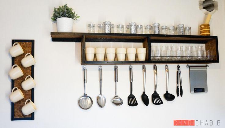 Extrêmement 18 best OSB Kitchen - Cuisine en OSB images on Pinterest  AI95