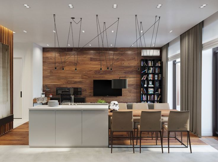 Match pendant lamp at an apartment in kiev interiors by for Apartment matchmaker