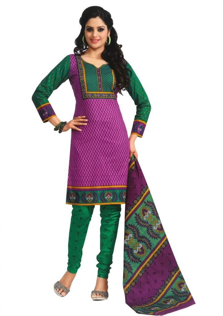 """#Pure Cotton #Stitched Suits ONLY for 1,199/-.  FREE SHIPPING   EASY RETURNS   CASH ON DELIVERY !!!  100/- Discount on Coupon code """"EQ100"""".  Size : Large, Medium, Small, X-Large, X-Small, XX-Large.  Buy Here: http://www.ethnicqueen.com/eq/stitched-suits/"""