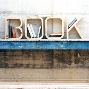 Wooden Letters Decor by WE ArchDesign