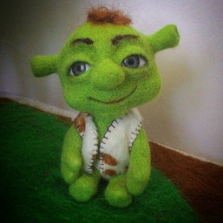 Little)) Shrek's child