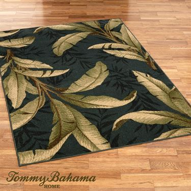 Tommy Bahama Exotic Excursion Tropical Area Rugs