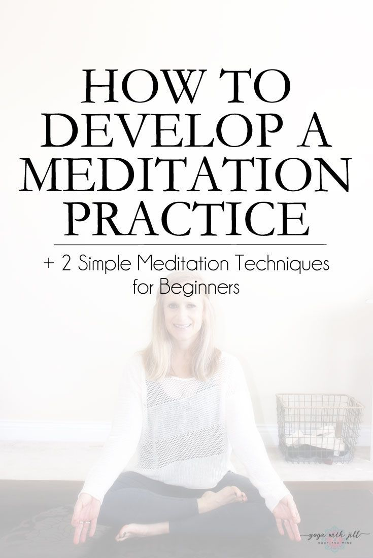 Meditation is a lifelong journey and practicing daily impacts all areas of life. I've been meditating consistently for about 2 years, all beginning with my need to balance the crazy busy and nonstop parts of my life with moments of complete peacefulness. Meditation has become integral to my self care. Are you ready to try meditation? Click through for tips on how to start a practice and 2 simple meditation techniques to help get you started. Pin it now and read it later.