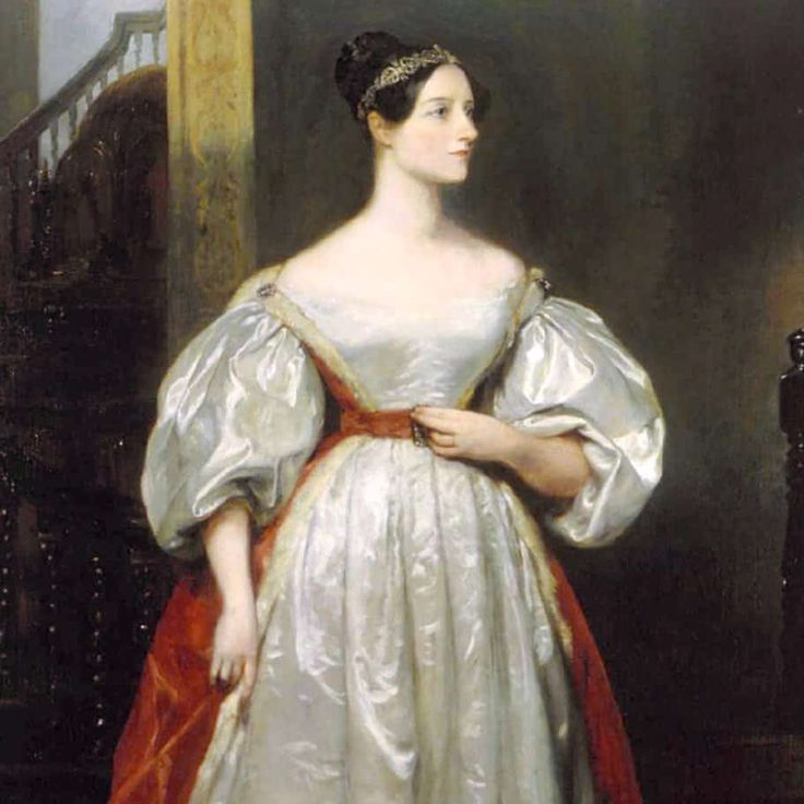 Ada Lovelace, 1835