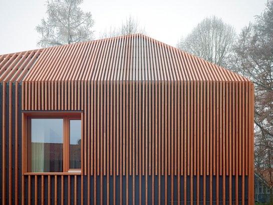 Moderner holzbau satteldach  Die 46 besten Bilder zu Simple House auf Pinterest | Architektur ...
