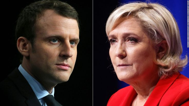 How Macron and Le Pen defeated France's political elite #World #iNewsPhoto