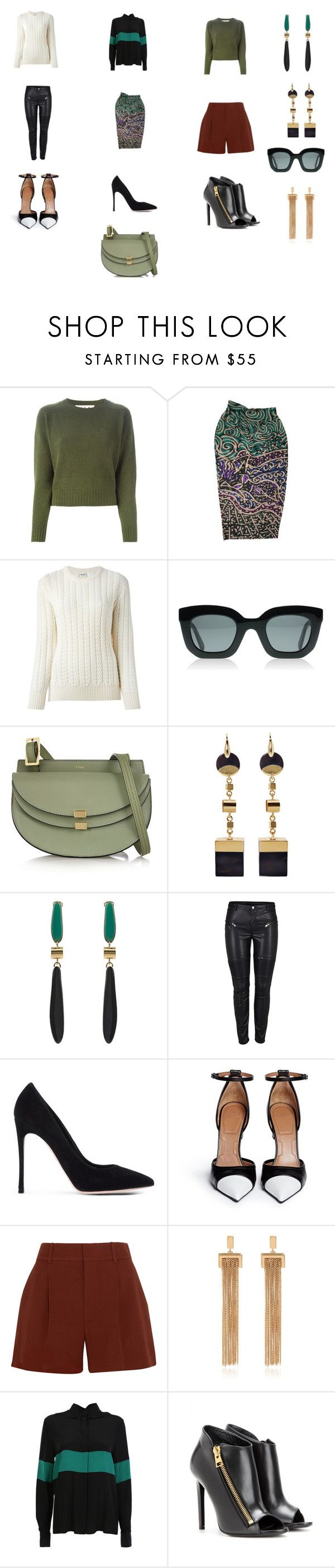 """""""Let it be"""" by mousouza on Polyvore featuring Marni, Missoni, CÉLINE, Chloé, Isabel Marant, Gianvito Rossi, Givenchy, Fendi and Tom Ford"""