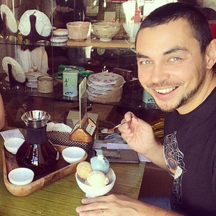 Я чай мороженое. #вкусняшки #мороженое #прогулкапомоскве