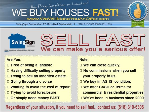 Sell Your House Fast Ca H Or Terms We Buy Houses Storage