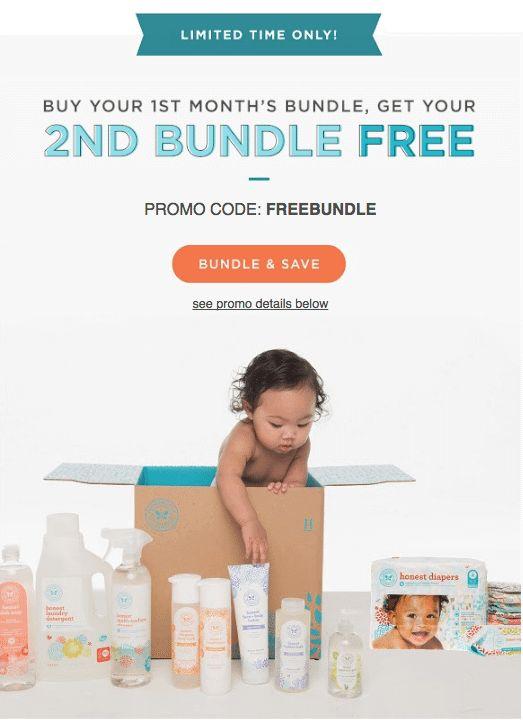 Honest Company Bundle BOGO Coupon! - http://hellosubscription.com/2016/06/honest-company-bundle-bogo-coupon/ #HonestCompany #subscriptionbox