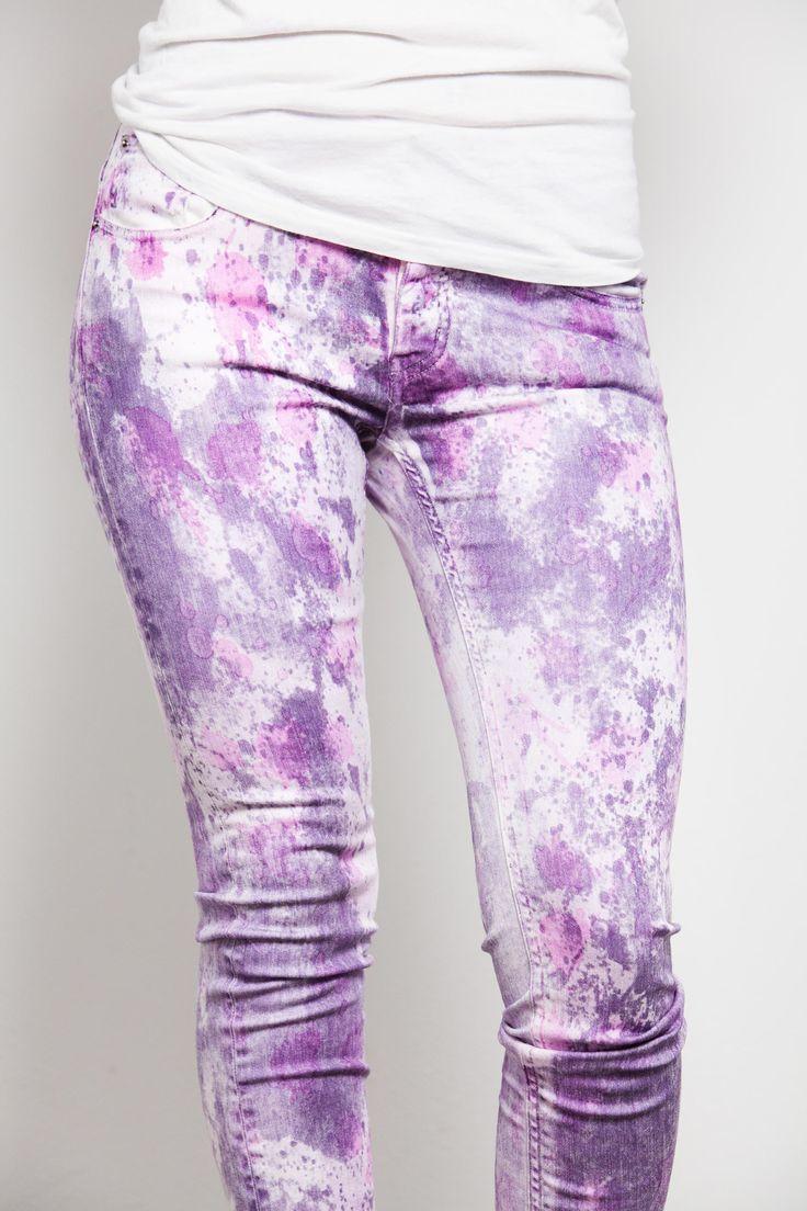 Garment Flash Print Bicolour - 5