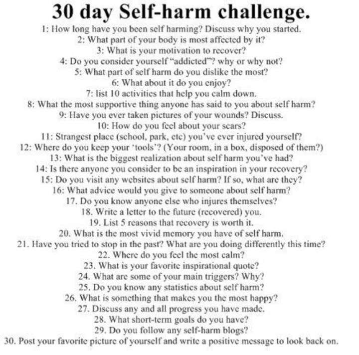 Printables Self Harm Worksheets 1000 images about therapy self injurious behavior on pinterest ex factor pain depices and disorders