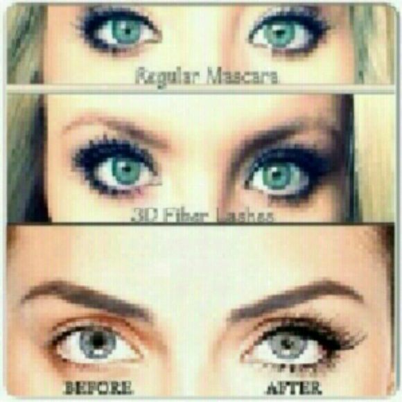 3D Mascara & Fiber Lashes Moonstruck mascara with fibers from Younique - new in box - never opened - black in color ask about discounts on multiple orders and free ship! Makeup Mascara