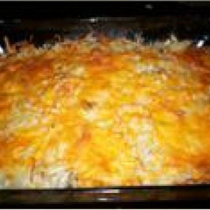 Cracker Barrel Hash Brown Casserole Recipe | Just A Pinch Recipes