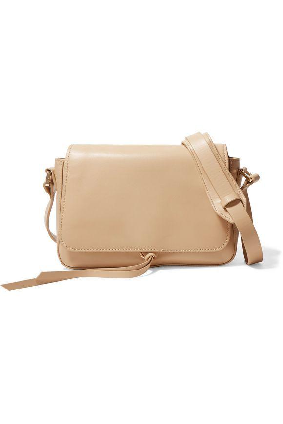 ab096921bf69 Shop on-sale Halston Heritage Leather shoulder bag. Browse other discount  designer Shoulder Bags   more on The Most Fashionable Fashion Outlet