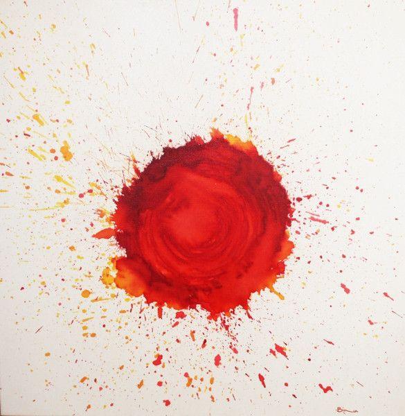Holi Rose by Bina  Parmar