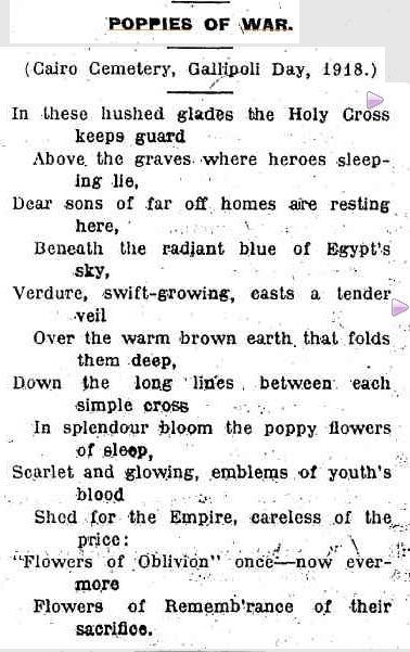 Queensland's National Leader, Friday, November 22, 1918
